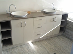 Busselton Cabinet Makers bathroom